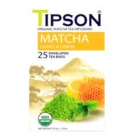 Matcha Honey & Lemon from tipson