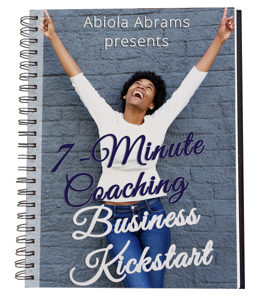 Coaching Business Kickstart Plan