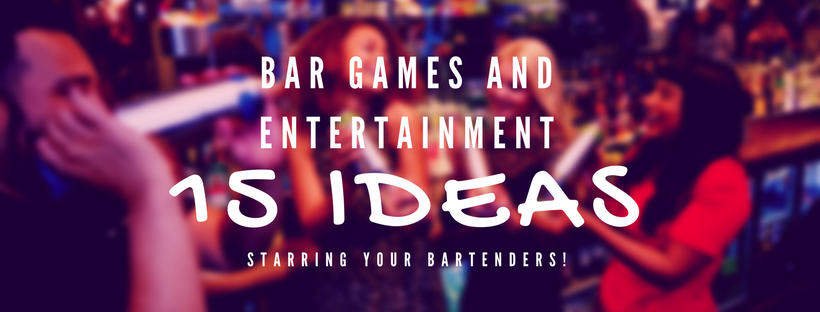 Bar Games and Entertainment