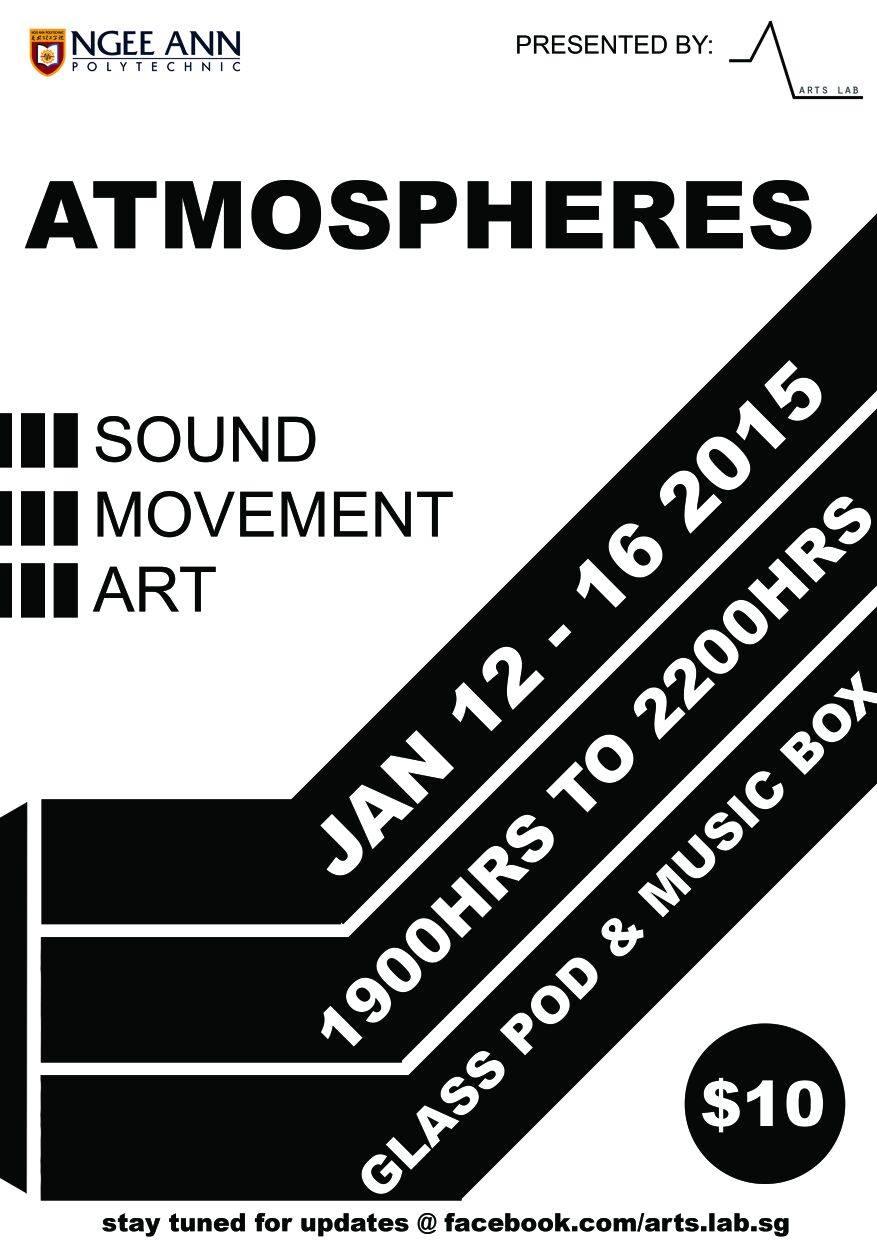 Arts Lab: Atmospheres (Performances by SA(仨) and Bani Hakyal)
