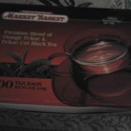 Premium Blend of Orange Pekoe & Pekoe Cut Black Tea from Market Basket; a division of Demoulas Market