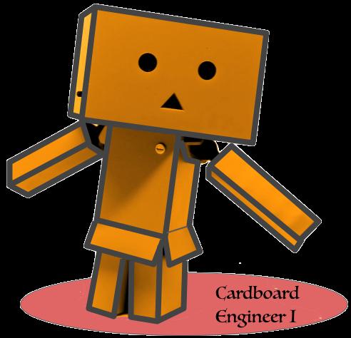 Cardboard Engineer I