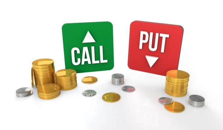 call vs put options trading for beginners