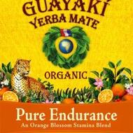 Yerba Mate Pure Endurance from Guayaki
