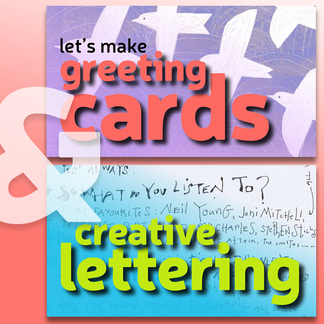 Greeting Cards & Creative Lettering