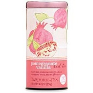 Pomegranate Vanilla Red Tea from The Republic of Tea