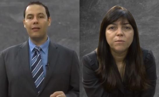 Marly Monteiro de Carvalho e Daniel Amaral