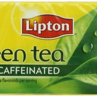 Decaffeinated Green Tea from Lipton
