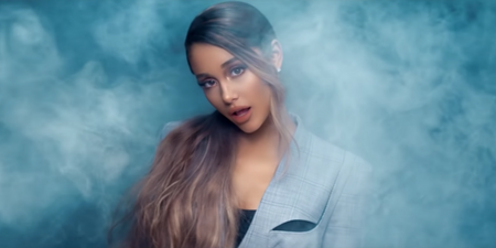 Ariana Grande showcases her emotional strength in a new music video 'Breathin' - watch