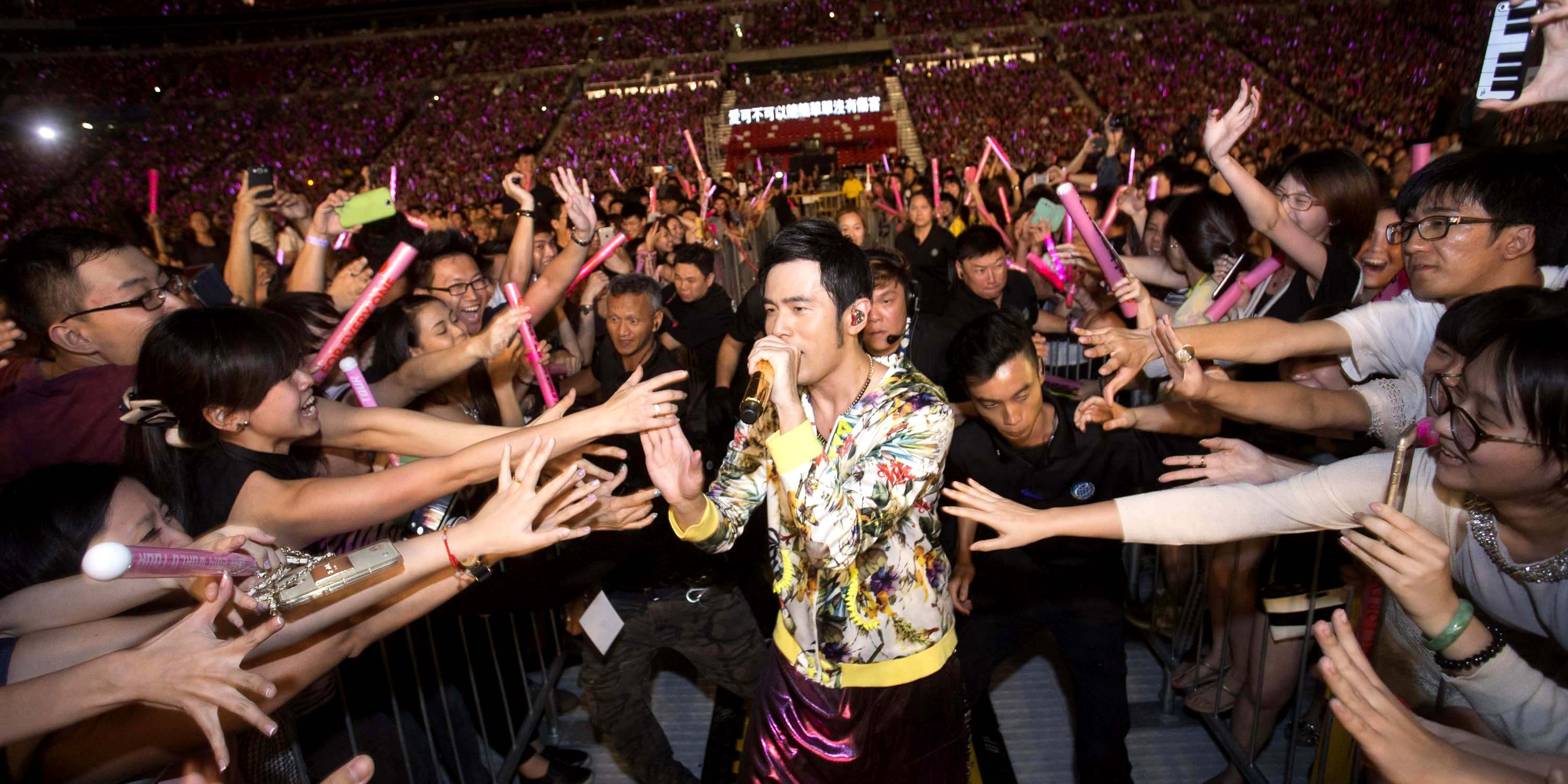 "Jay Chou is returning to Singapore for ""The Invincible"" Part 2"
