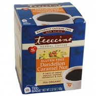 Dandelion Caramel Nut from Teeccino