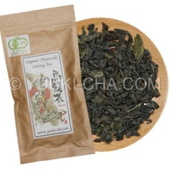Organic Miyazaki Oolong Tea Baisen from Yuuki-cha