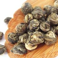 Organic Jasmine Green Tea Pearls from Happy Earth Tea