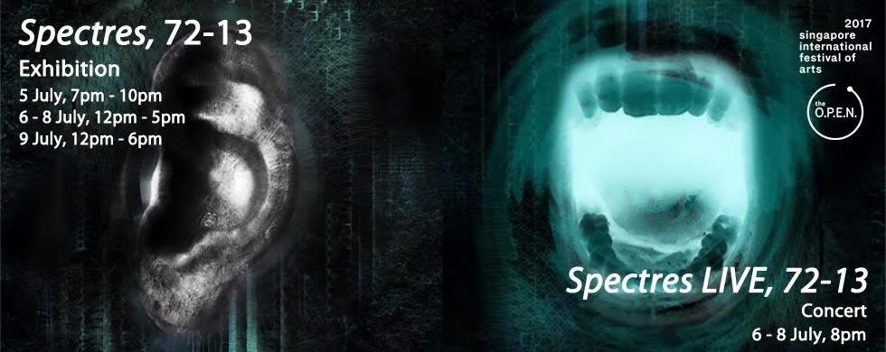 Spectres & Spectres LIVE <SIFA 2017 - the O.P.E.N.>