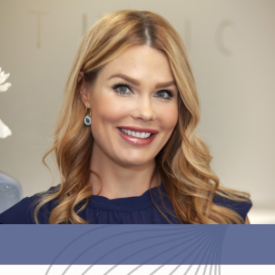 Jaclyn Peresetsky, owner of Skin Perfect MD Spas , Master Esthetician
