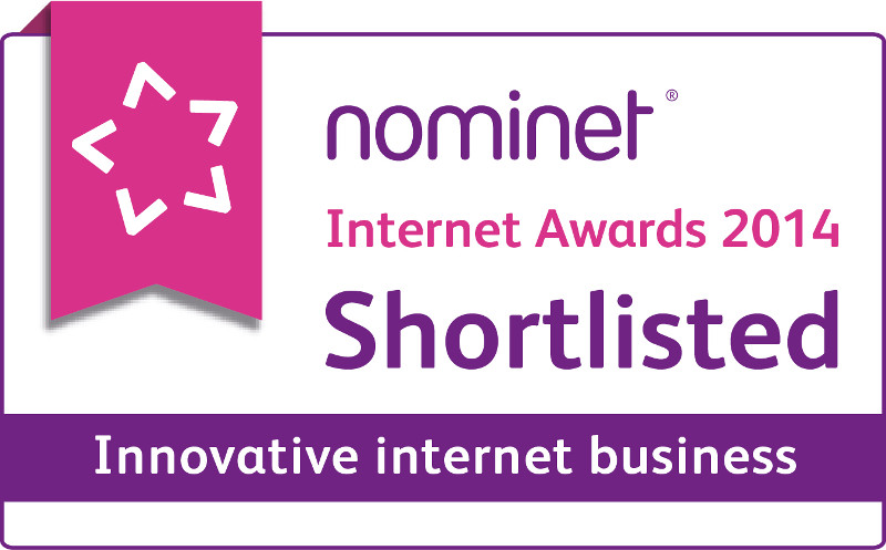 Writelatex Nominet Internet Awards 2014