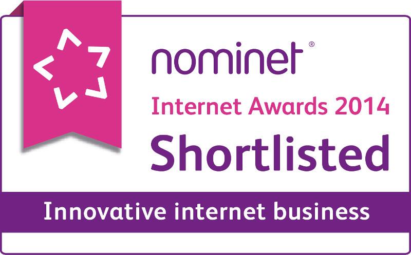 Writelatex Nominet Internet Awards 2014