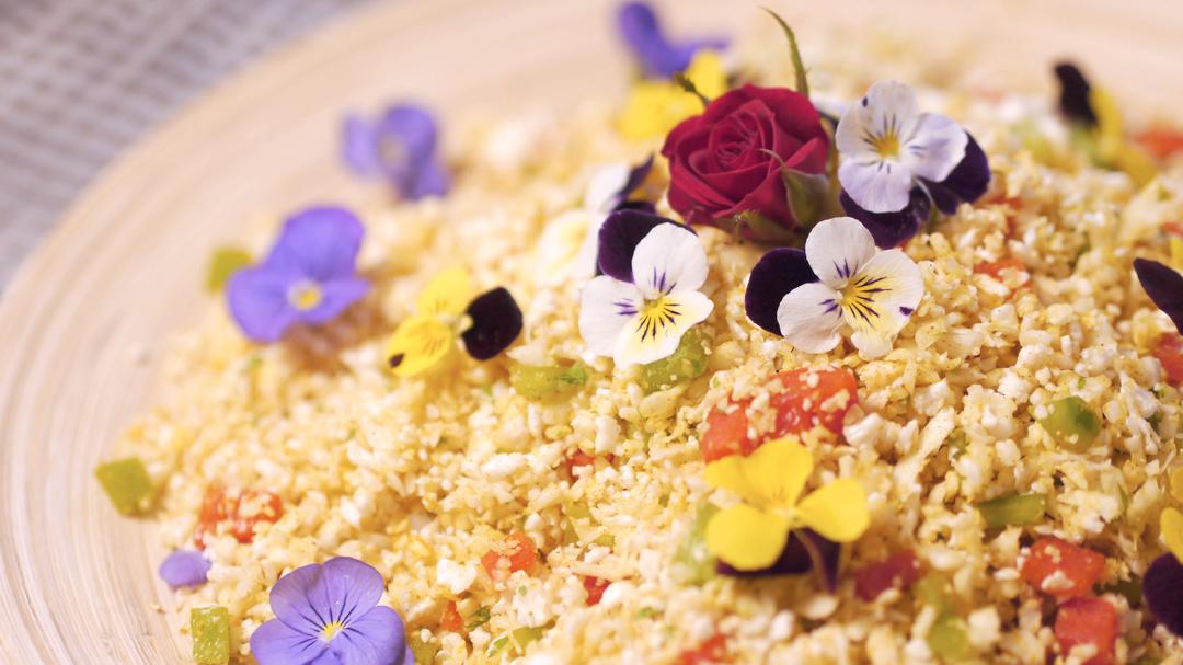 Ebook Flores Comestibles de Marta Vergés