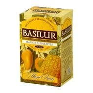 Magic Fruits collection - Mango & Pineapple Flavored Ceylon Black Tea from Basilur