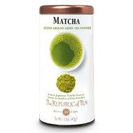 Matcha from The Republic of Tea