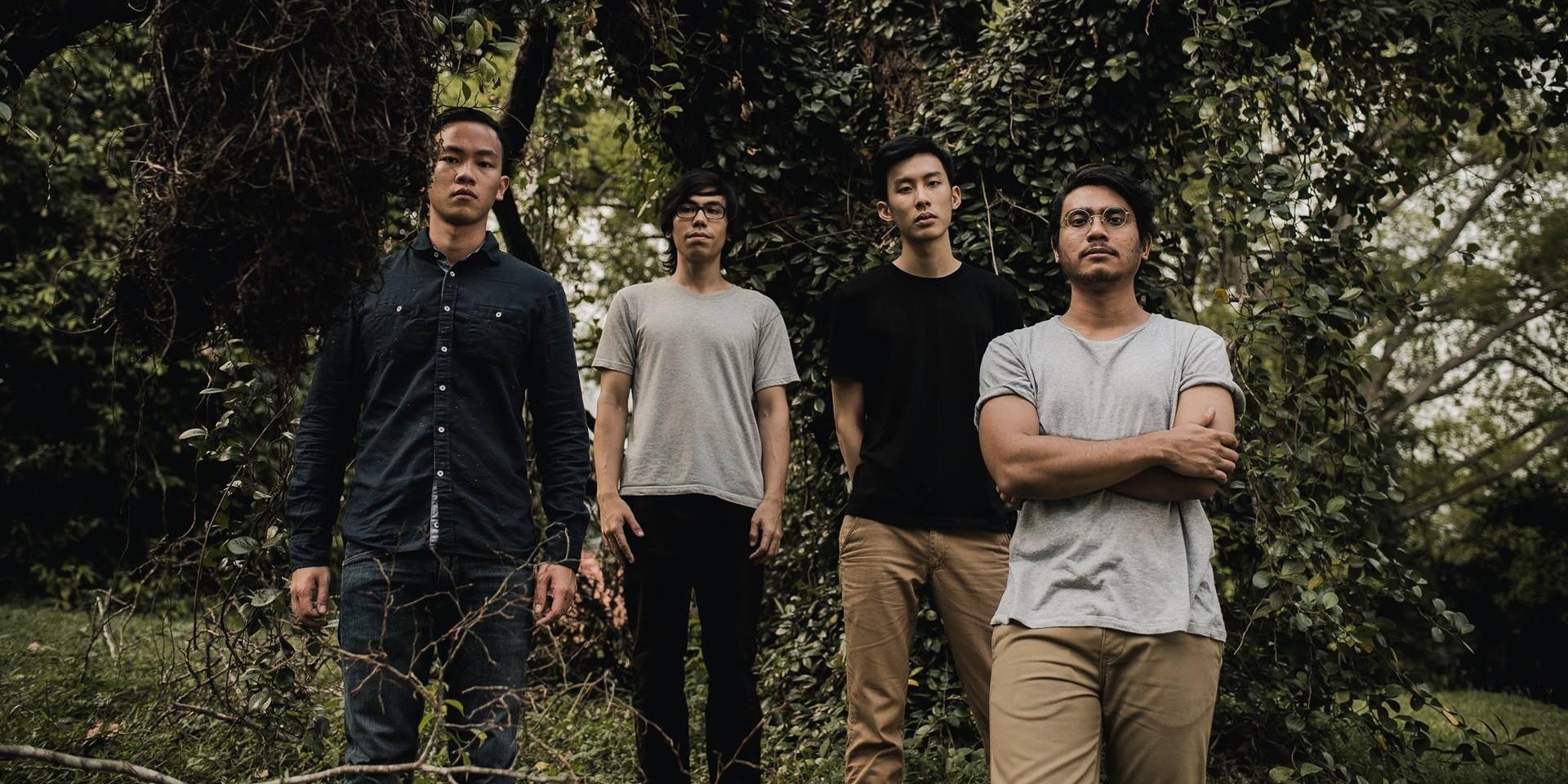 LISTEN: Sphaeras & Brazilian math-rock experimentalists Odradek release collaborative album, Sun Seeker