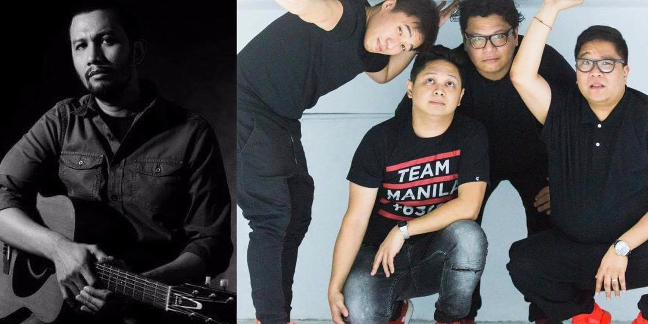 Now Streaming: Johnoy Danao and The Itchyworms' albums are now on Spotify