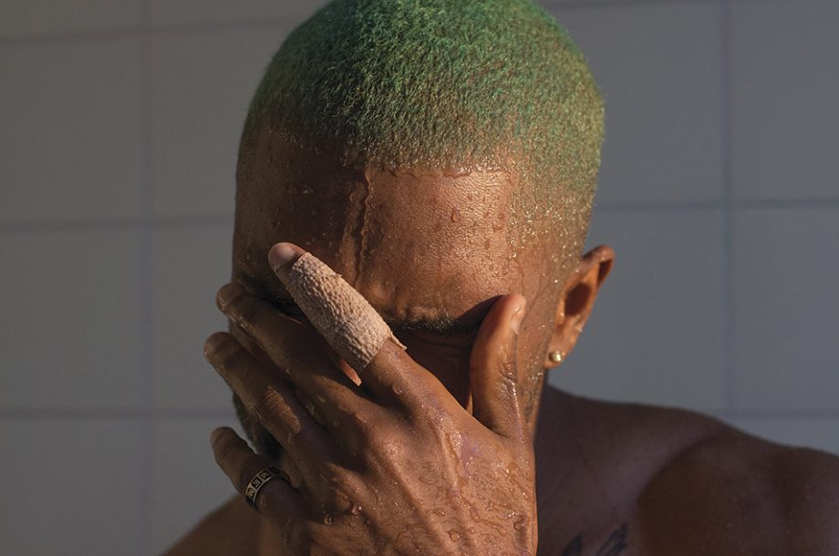 Frank Ocean Reveals Surprise Cover Of 'Moon River'