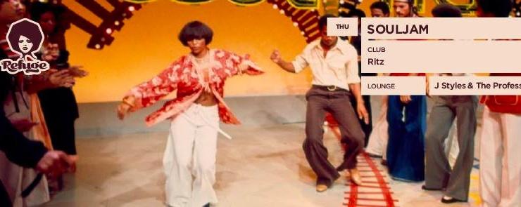 SOULJAM // Bank Holiday Party!! ft. Ritz, J-Styles & The Professor