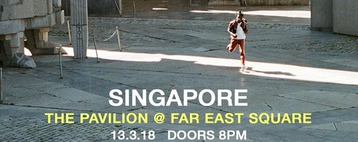 Daniel Caesar - Singapore