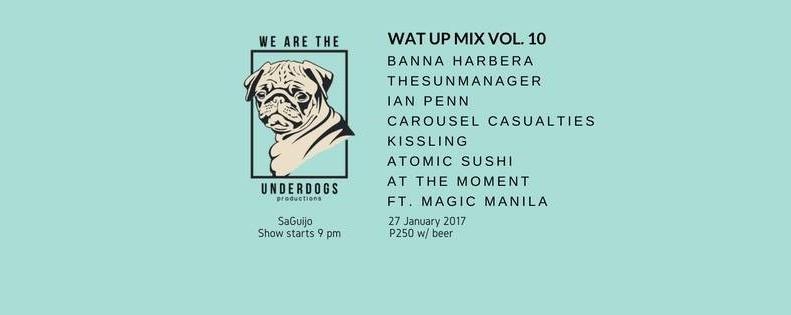 WAT UP Mix Vol. 10