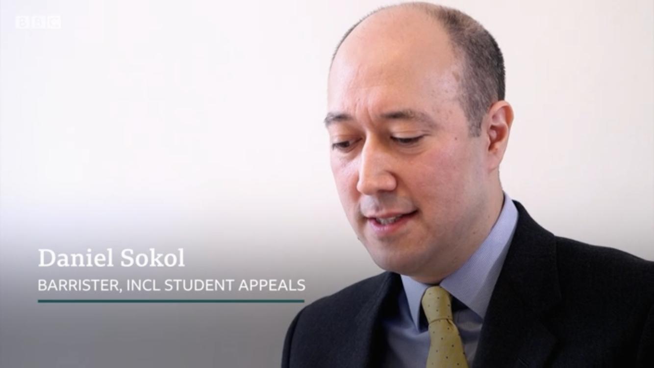 Dr Daniel Sokol
