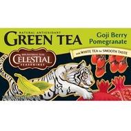 Goji Berry Pomegranate Green Tea from Celestial Seasonings