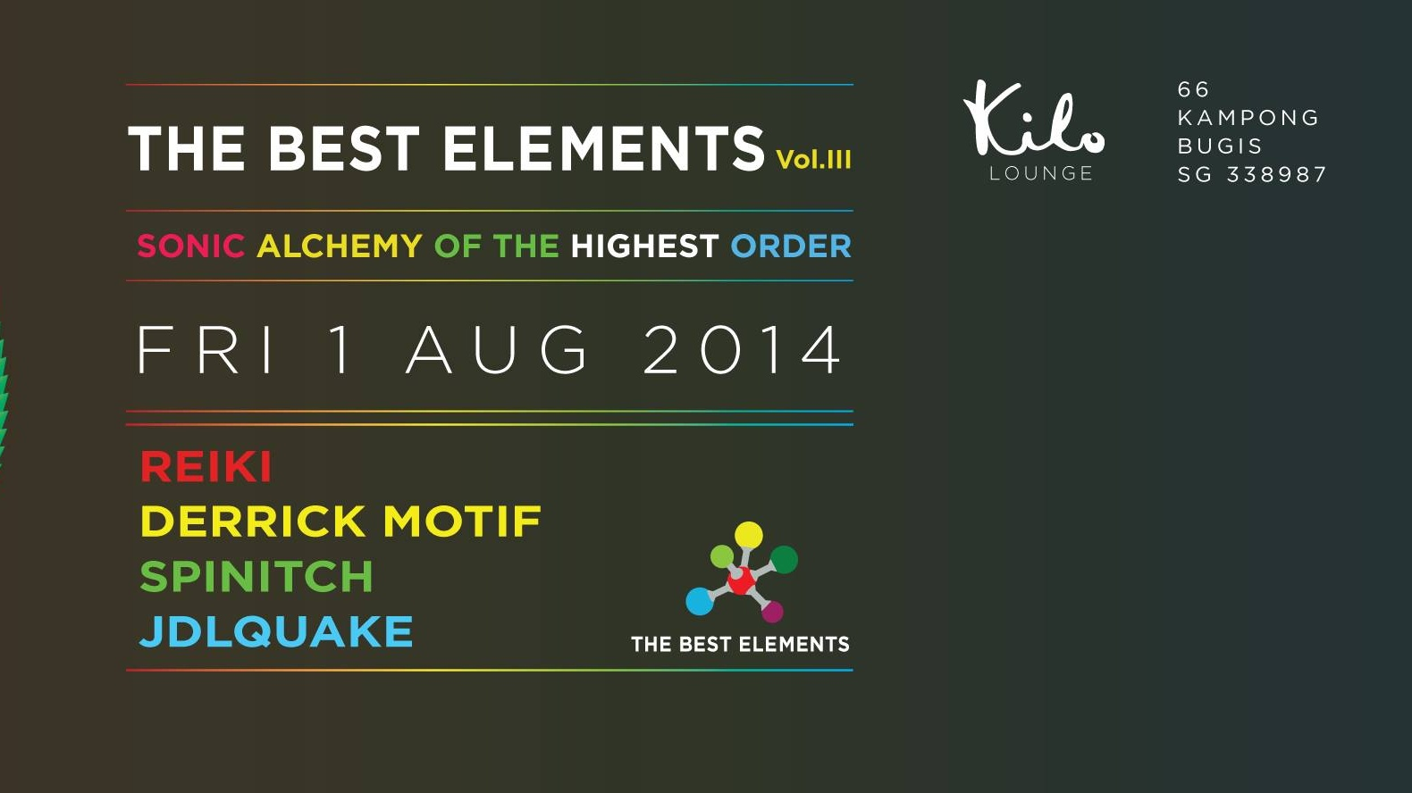 The Best Elements Vol III