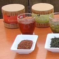 Raspberry Vanilla Rooibos from Design a Tea