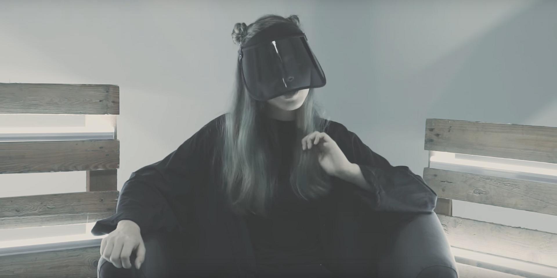 Jasmine Sokko breaks free in the music video for 'Porcupine' — watch