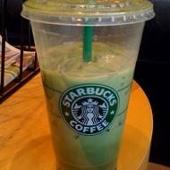 Green Tea Latte from Tazo