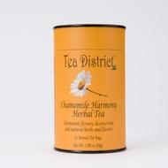 Chamomile Harmony Herbal Tea from Tea District