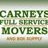 Carneys Full Service Movers | Reno NV Movers