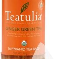 Ginger Green from Teatulia Teas