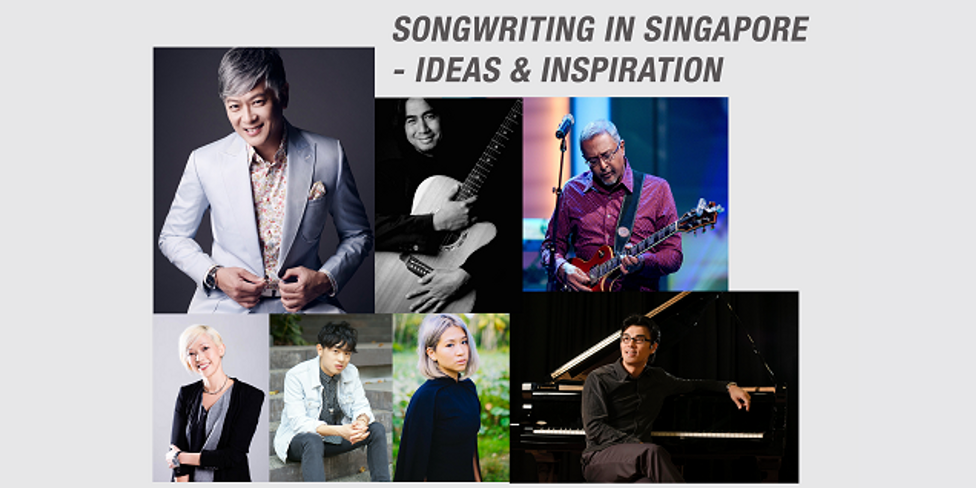 Finding the Singapore Sound: 5 takeaways from the Musicians Guild songwriting forum