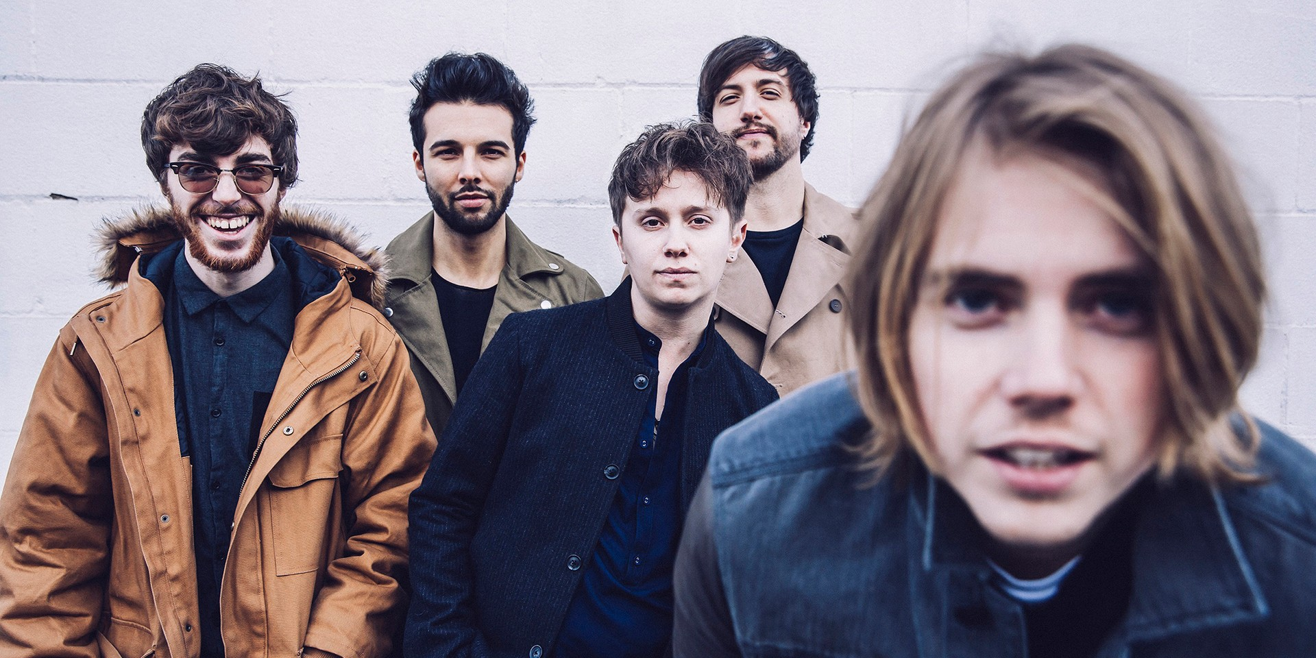 Emerging alt-rock band Nothing But Thieves to perform in Singapore