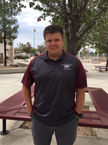Image of Assistant Principal Knutsen