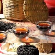 Liu Bao Dark Tea (Guanxi Hei Cha) 2007 from Siam Tee Shop