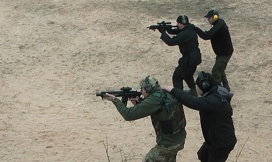 Defensive Tactics Projects