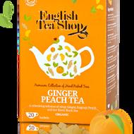 Ginger Peach Tea from English Tea Shop