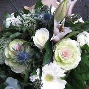 Mariage - Bouquet de mariée champêtre - $150