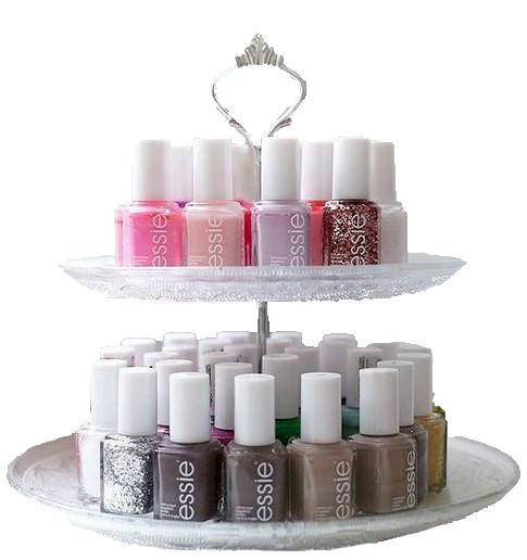 Nail Polish Collection - Organize & Grow Your Makeup Collection
