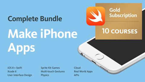 Complete iPhone Course Bundle
