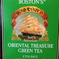 Oriental Treasure Green from The Boston Tea Company
