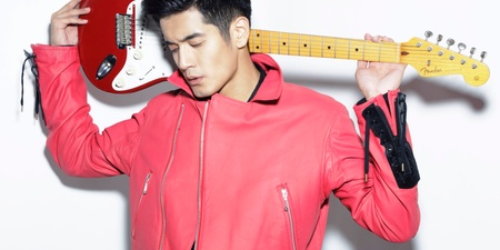 Nathan Hartono releases first ever Mandarin single '爱超给电' (trans. 'Electric Love') – listen